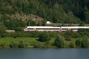 Wykoleił się niemiecki pociąg ekspresowy