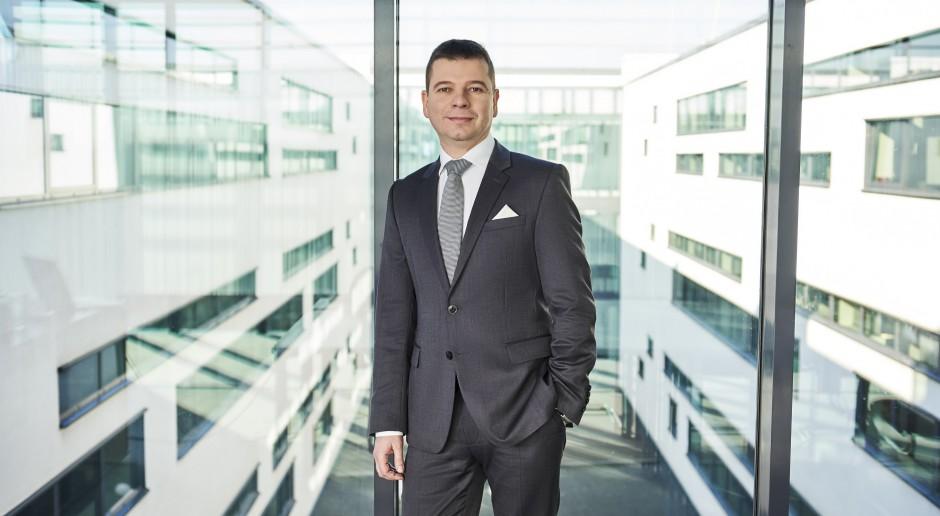 Wojciech Trojanowski. fot. Strabag