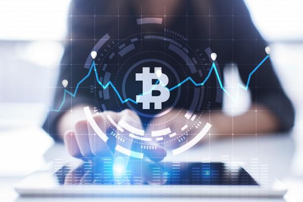 Spadek wartości bitcoina po informacjach o planowanym zakazie w Korei Płd.