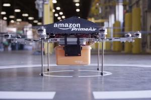Drony Amazona będą rozpadać się w powietrzu