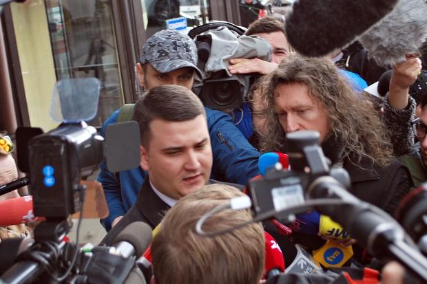 Bartłomiej Misiewicz zarzuca manipulacje i kłamstwa ws. PGZ
