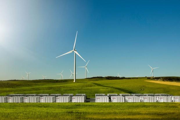 Największa bateria świata powstała w 100 dni