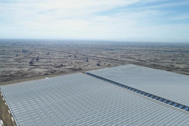 Energia ze słońca pomoże w wydobyciu ropy naftowej
