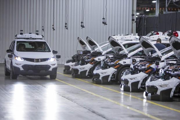 General Motors od 2019 r. stawia na autonomiczne samochody