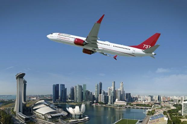 Pierwszy samolot Boeing 737 MAX 8 w barwach LOT już w Warszawie