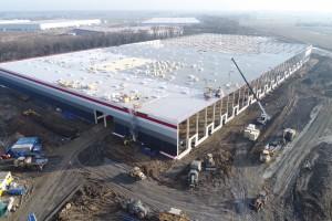 Trwa magazynowa ekspansja globalnej sieci handlowej w Polsce