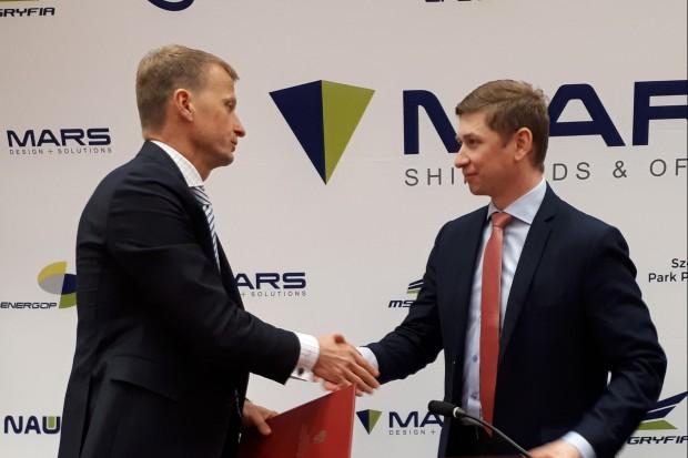 Grupa Mars i Grupa Lotos wspólnie dla rozwoju przemysłu morskiego