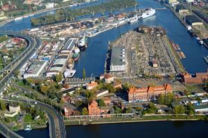 Rosną przeładunki w portach Szczecin-Świnoujście