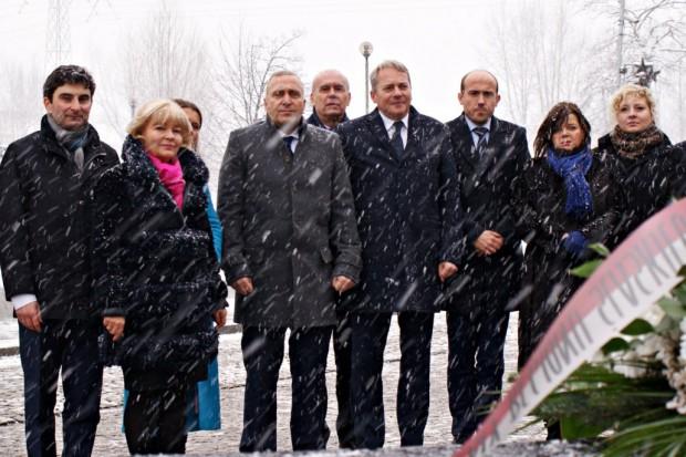 Barbórkowa wymiana ciosów między posłami PO i PiS