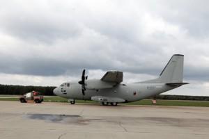 Sąsiad Polski kupił dla wojska samoloty, które nie mieszczą się w hangarze