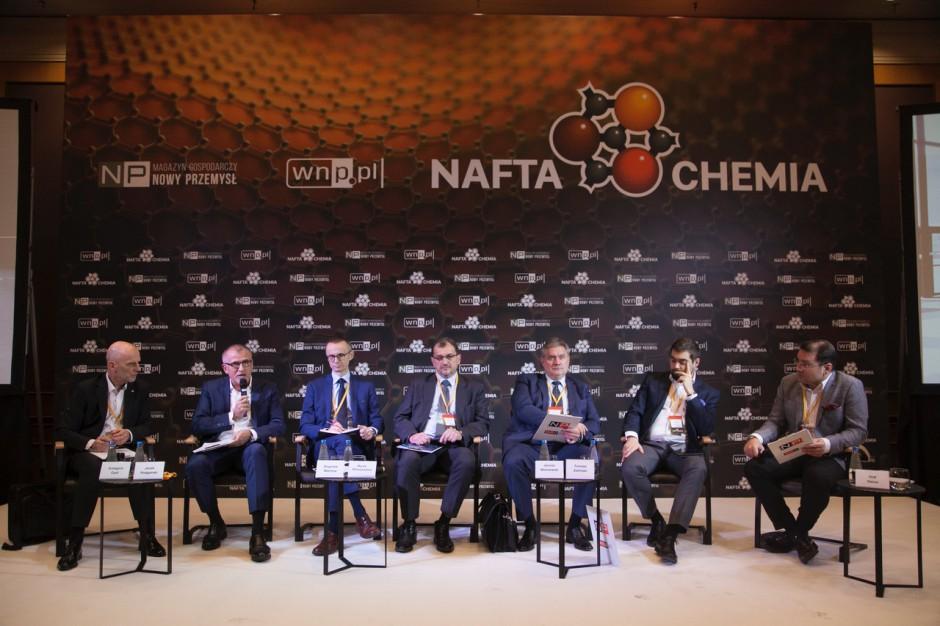 Konferencja Nafta/Chemia, Warszawa, 5 grudnia 2017 r. Sesja: Polska chemia - strategie inwestycyjne i dylematy rozwojowe