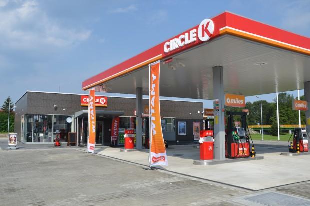 Połowa stacji Statoil w Polsce już pod logo Circle K