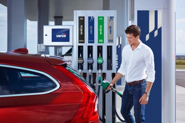 Stacje Benzina przygotowane na zimę