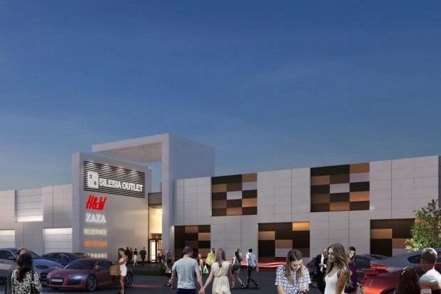 Erbud wybuduje centrum handlowe w Gliwicach