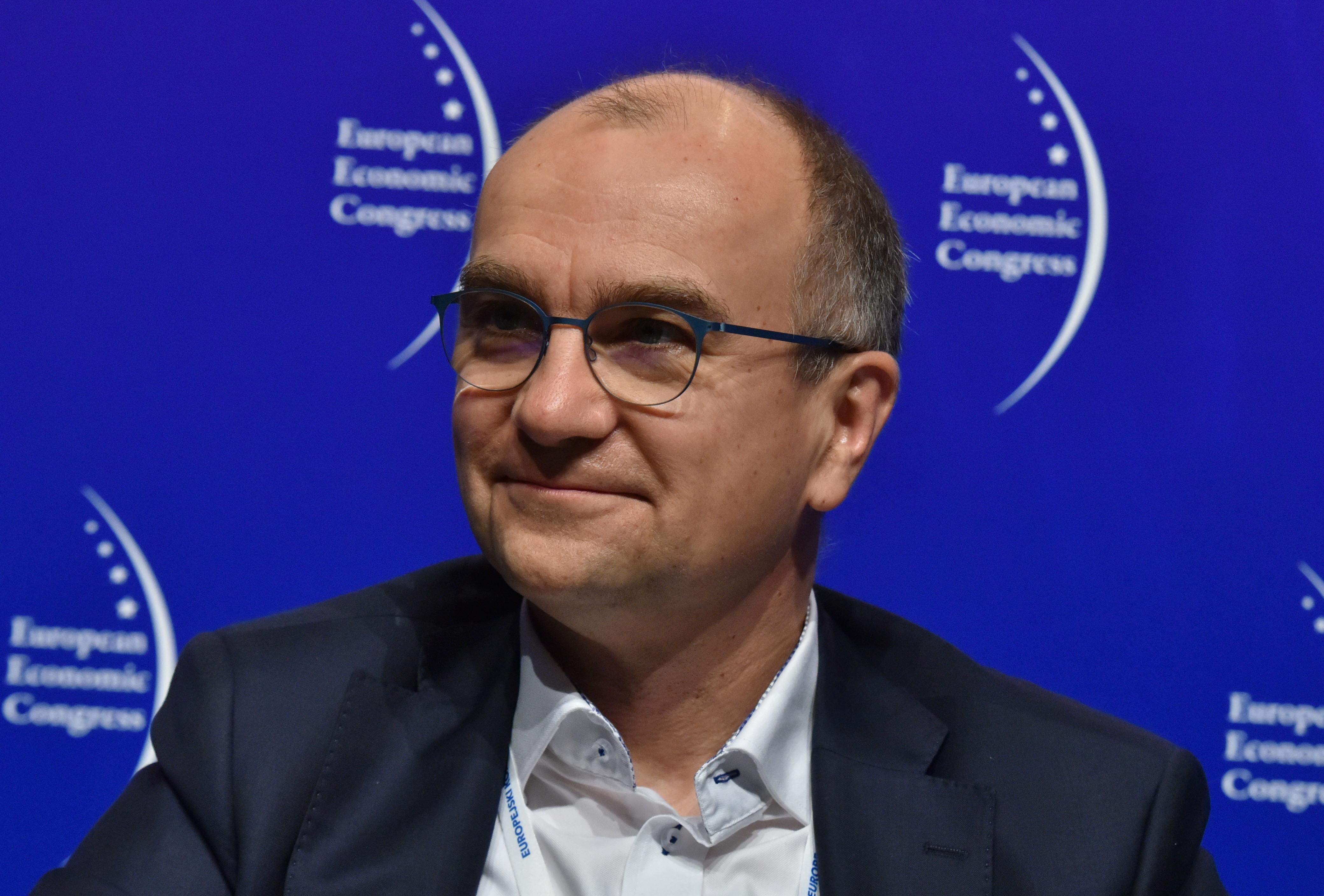 Jacek Łukaszewski, prezes Schneider Electric w Europie środkowo-wschodniej