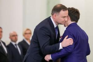 Morawiecki desygnowany na premiera, dymisja Szydło przyjęta