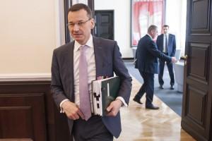 Premier Mateusz Morawiecki: będziemy mieli rekordowy rok z punktu widzenia przyrostu długu