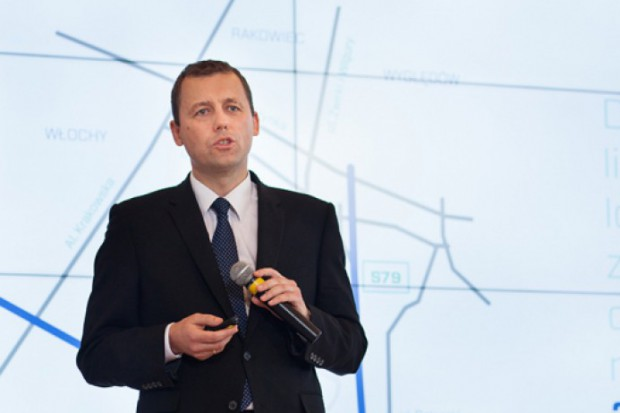 Mikołaj Wild o Centralnym Porcie Lotniczym Solidarność: Liczą się innowacje i jakość obsługi