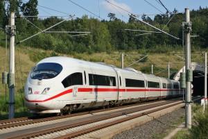 Niemiecki pociąg nie taki superszybki