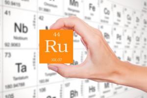 Ceny rutenu wzrosły o ponad 370 proc.