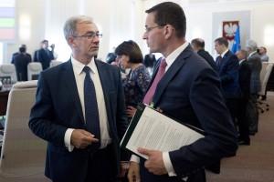 Nieoficjalnie: nie będzie zmian w ministerstwach finansów i rozwoju