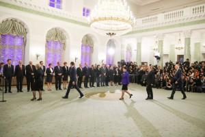 Rząd Mateusza Morawieckiego zaprzysiężony