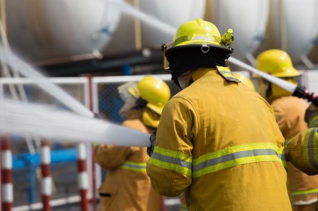 Australia. Pożar budynku z chemikaliami i LPG wywołał szereg eksplozji