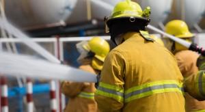 Austria. Ugaszono pożar w stacji przesyłowej gazu