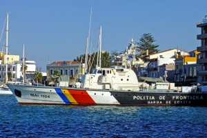Sztuczna inteligencja pomoże strzec morskich granic UE