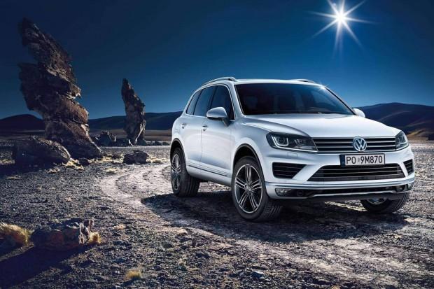VW Touareg wycofywany z rynku - oszukiwał testy emisyjne