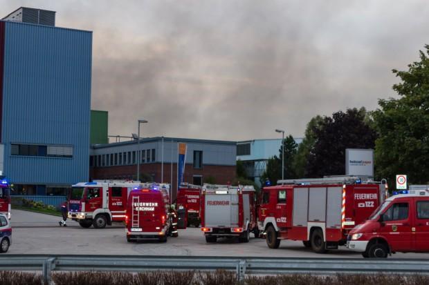 Wznowiono przesył gazu po ekplozji w Baumgarten