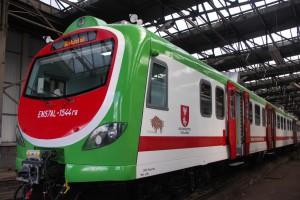 Dwa zmodernizowane pociągi Polregio pojadą w Podlaskiem