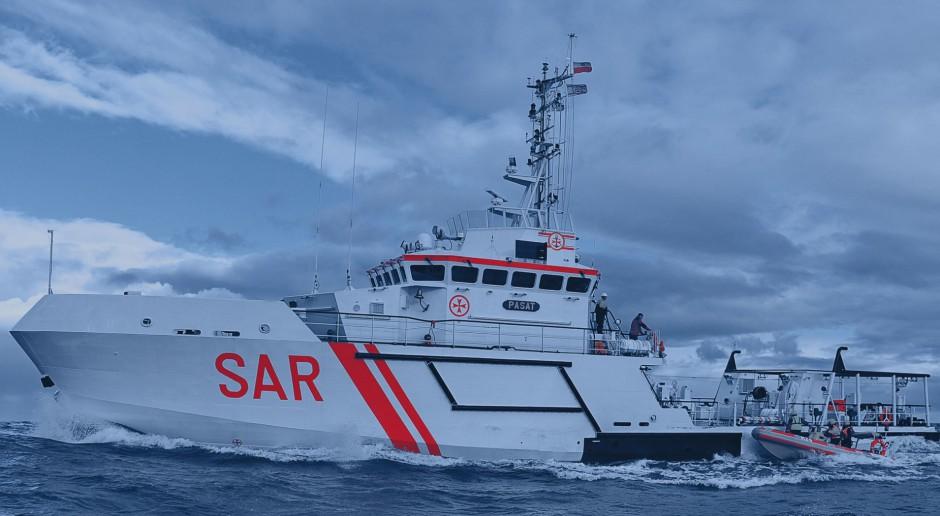 Służba SAR ma otrzymać statek ratowniczy o wartości 280 mln zł