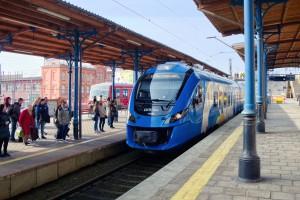 Szczecin inwestuje w węzły przesiadkowe SKM