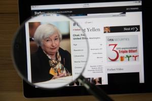 Stopy procentowe w USA w górę. Yellen niepewnie o przyszłości