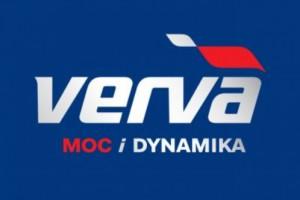 Orlen z werwą zabrał się za odświeżenie logo Verva