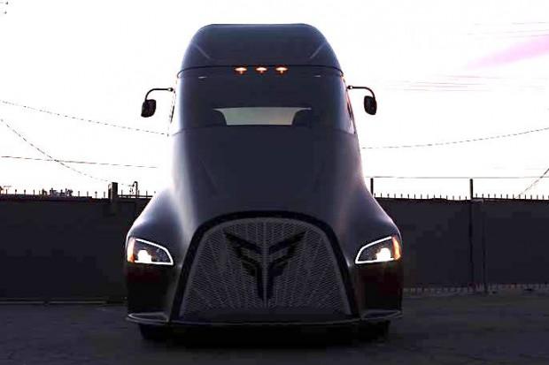 Te ciężarówki elektryczne będą konkurować z Teslą
