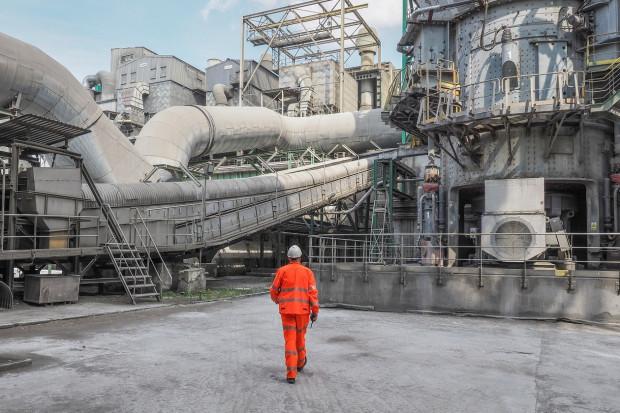 Grupa Lafarge planuje w Polsce produkować energię