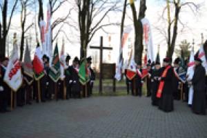Śląsko-dąbrowska Solidarność uczciła ofiary ogłoszonego 36 lat temu stanu wojennego