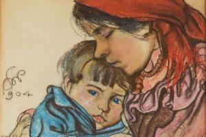Padła rekordowa cena za obraz polskiego artysty