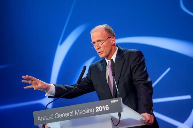 Tom Enders, Airbus: niepewność wokół brexitu to kompromitacja rządu