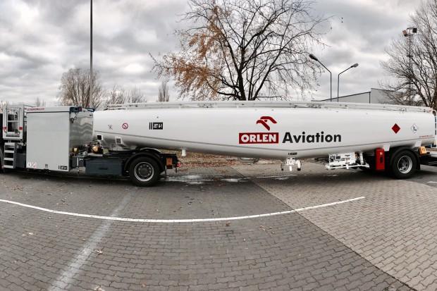 Orlen inwestuje w sprzęt do tankowania samolotów