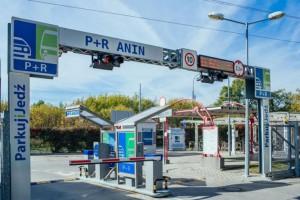 Warszawa rozszerza usługę park&ride