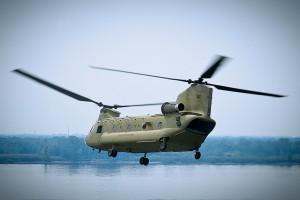 Niemcy zamierzają kupić w USA wojskowe ciężkie śmigłowce