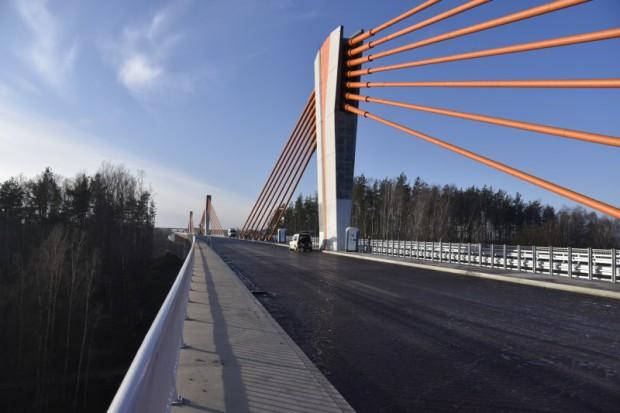 GDDKiA: most na obwodnicy Ostródy zdał kluczowy test