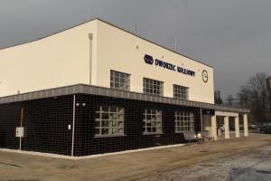 W Miechowie udostępniono pasażerom zmodernizowany dworzec