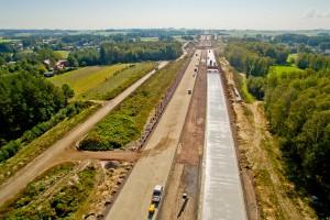 Przetarg na budowę odcinka autostrady A1 za 0,5 mld zł rozstrzygnięty