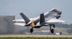 Amerykanie rozmieszczą nowe myśliwce w Europie