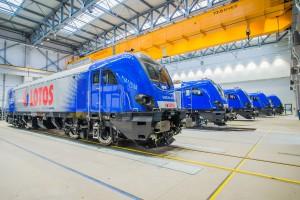 Pierwsze polskie lokomotywy elektryczne z łatwiejszym wjazdem do krajów UE