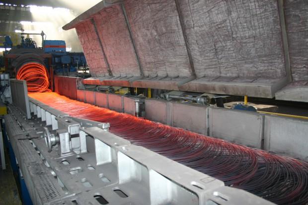ArcelorMittal inwestuje 120 mln zł w dawną hutę Cedler